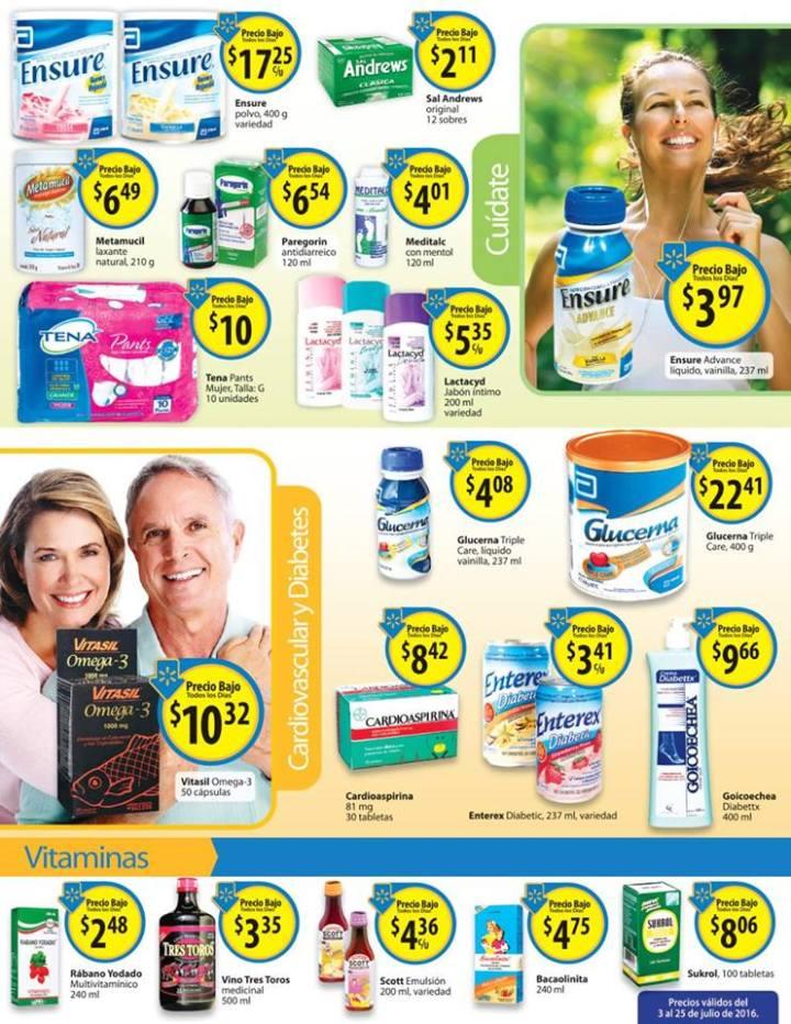 Vitamonas Analgesicos todo encuentralo en farmacias wal mart el salvador