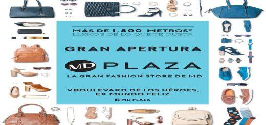 1800 metros cuadraros para mujeres fashion MD PLAZA