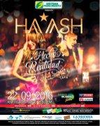 CONCIERTO HASSH el salvador 2016