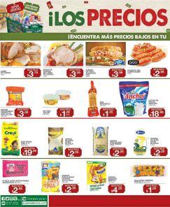 Despues de vacaciones necesitas precios bajos en el super - 08ago16