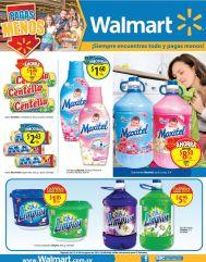 MAXITEL y mas detergentes al costo WALMART elsalvador