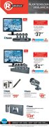 Radio SHACK SECURUTY system and productos for home and bussines