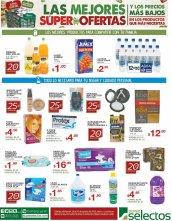 SUPER mercado selectos ofertas de ahora