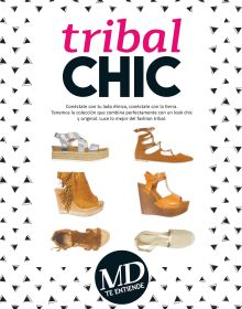 TRIBAL CHIN trend shoes by MD plaza store