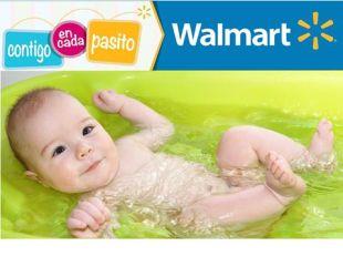 cada pasito de tu bebe con productos walmart