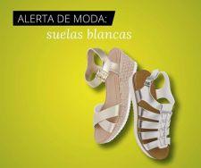 trend de moda sandalias con suela blanca TREN SHOES