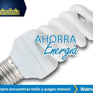 walmart descuentos en focos ahorradores de energia