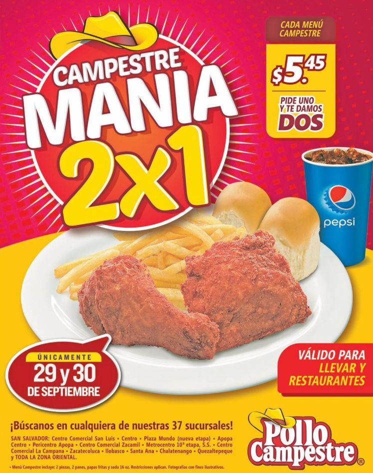 fin-de-mes-con-promocion-pollo-campestre-mania-2x1-septiembre