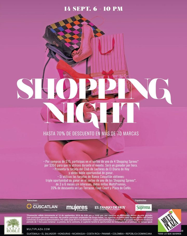 shopping-night-2016-via-multiplaza-elsalvador-descuentos