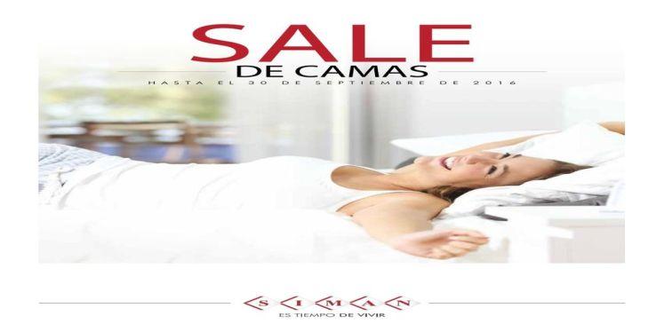 Siman el salvador promociones de camas