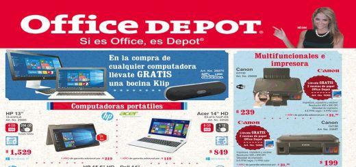 catalogo septiembre 2016 office depot el salvador