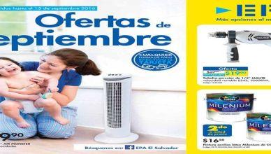 folleto ferreteria epa ofertas de septiembre 2016