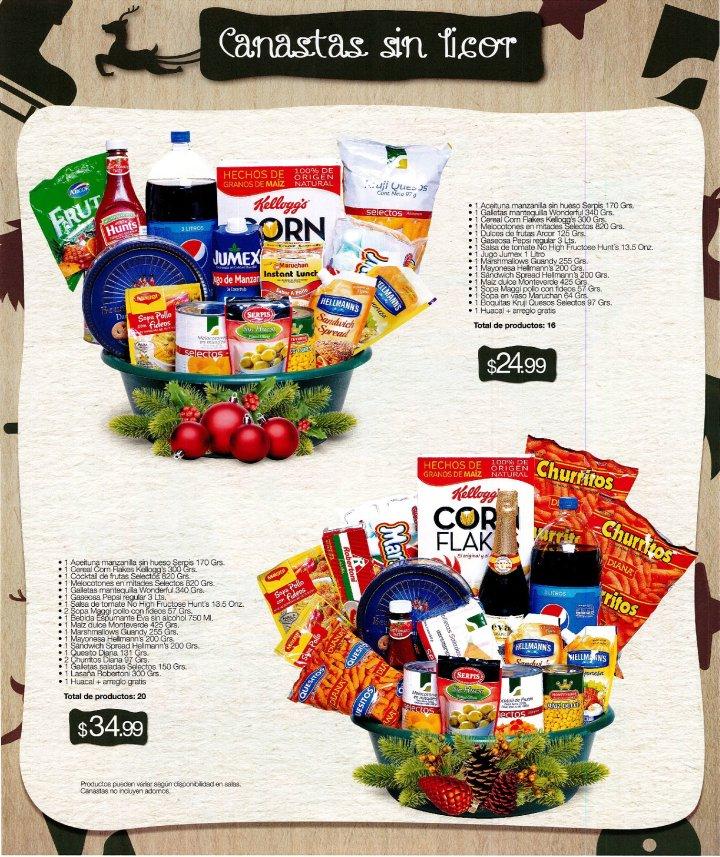 Los productos salvadoream en super selectos navidad ofertas