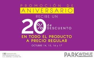 weekend-discounts-parkavenue-store-el-salvador