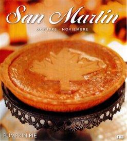 october bread magazine pumpkin pie