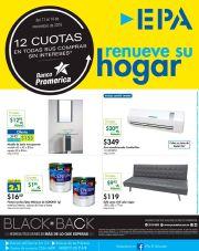 black is back promociones negras 2016 en ferreteria epa el salvador