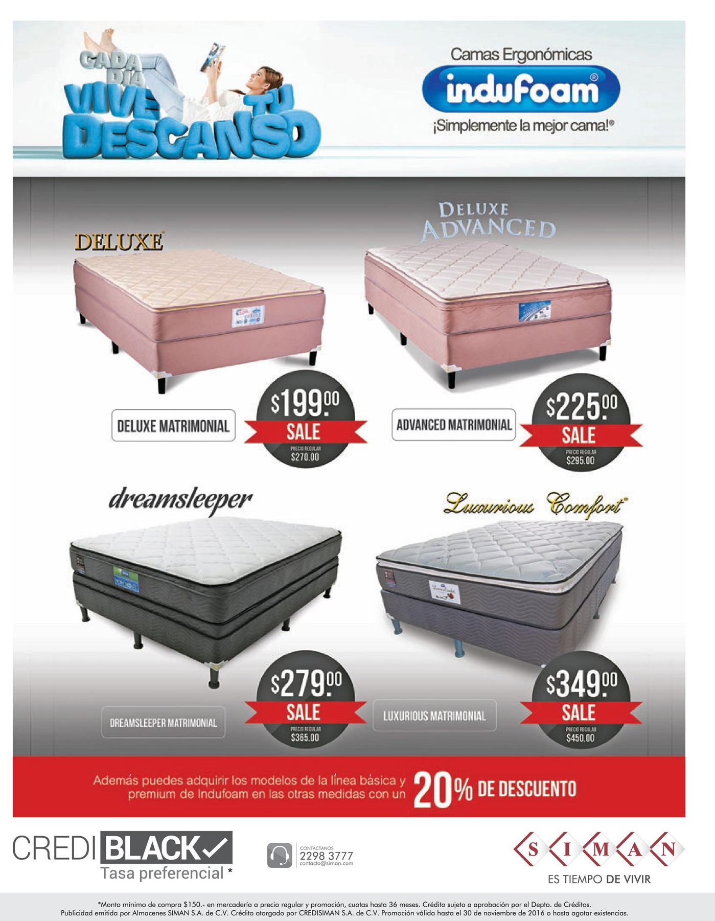 black-friday-2016-deals-bed-dream-sleeper-luxory-confort