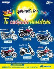 CACHADAS en motos para esta navidad 2016