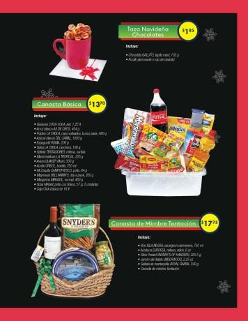 Dulce Chocolate Bebidas Snacks de la depensa en navidad 2016