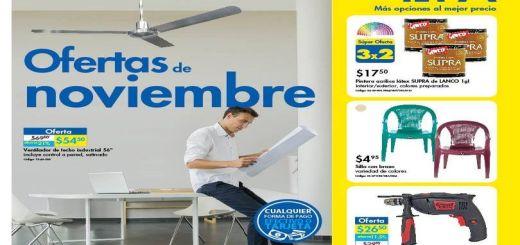 FOLLETO DE PROMOCIONES EPA EL SALVADOR NOVIEMBRE NEGRO