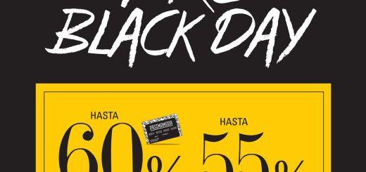 PRE Black Day 2016 descuentos en ropa PRISMA MODA