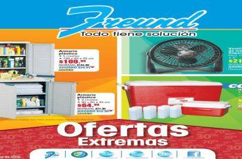 Las ofertas Extremas de Ferreteria FREUND (Fin de año 2016)
