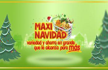 maxi navidad 2016 guia de compras supermercado maxi despensa sv.