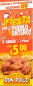 DON POLLO COMBO pal el PUEBLO salvadoreno