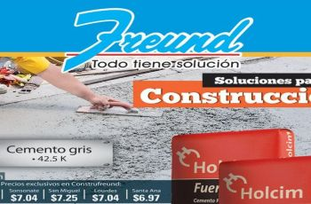 FREUND catalogo de soluciones para la construccion