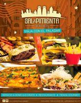 SAL y PIMIENTA restaurante con servicio a domicilio y tienda gourmet