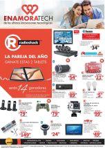 ENMORADOS de la tecnologia con RADIOSHACK OFERTAS DE SAN VALETIN