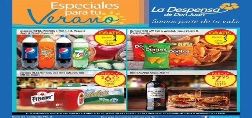 guia de compras Despensa de Don Juan - Marzo 2017