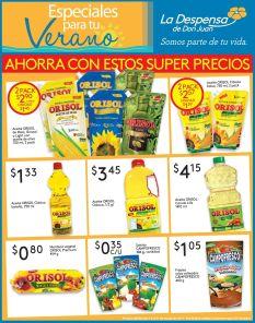 Ahorra con los super precios de MIERCOLES - 15mar17