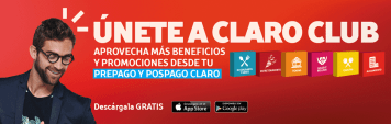 Beneficios de CLARO CLUB elsalvador