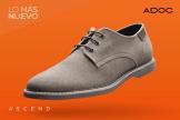 Calzado casual para hombres en tiendas adoc marzo 2017