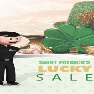 Ofertas la curacao el salvador ST PATRICK lucky sale 2017