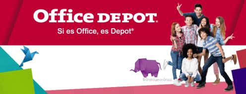 Quienes compran en office depot el salvador