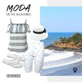 Trend wears for summer 2017 PRINTS white