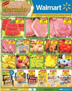 WALMART rebaja en carnes frutas y verduras ahora viernes - 03mar17
