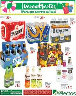 CERVEZAS baratas y oferta pa la semana santa 2017