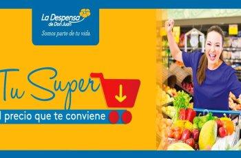 NUeva guia de compras LA DESPENSA de DOn Juan mayo 2017