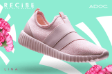 Nuevos tenis casuales LINA shoes power by ADOC