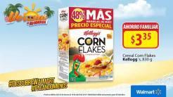 corn flakes de kellogns 830 gramos