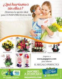 CUPONES para comprar flores el dia de la madre 2017