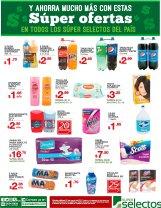 Inicia la semana con super ofertas SELECTOS - 22may17