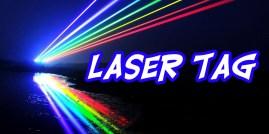 Laser-Tag promotion online