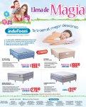 MAGIA y ofertas en camas indufoam