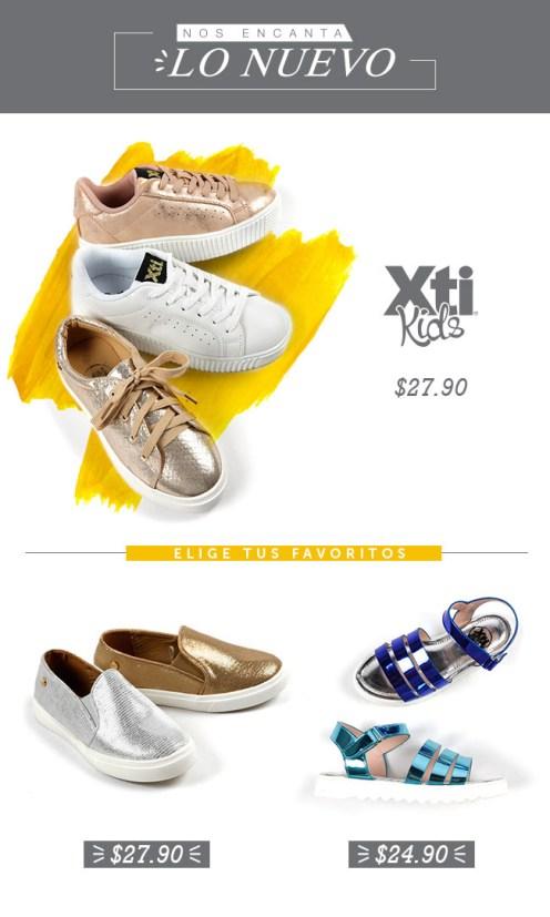 SIMAN shoes trend metalic styles