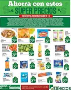 SUPER PRECIOS de viernes en super seelctos - 12may17