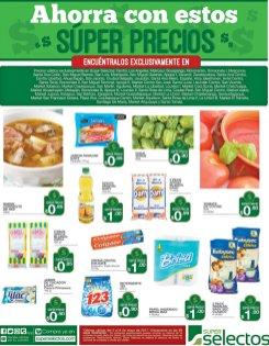 SUPER SELECTOS ofertas exclusivas para este este viernes - 05may17